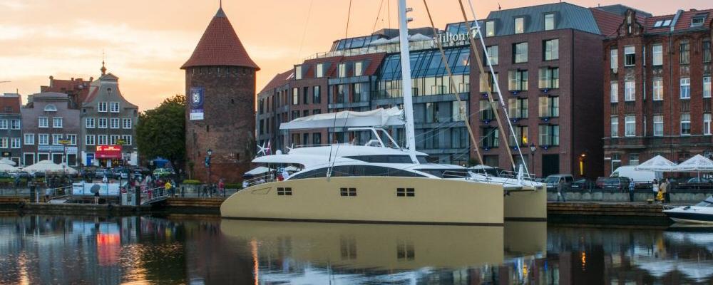 Sunreef 82 Double Deck catamaran