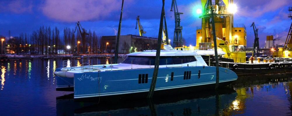 Sunreef 74 Catamaran