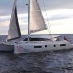 Bavaria-Nautitech 54 catamaran