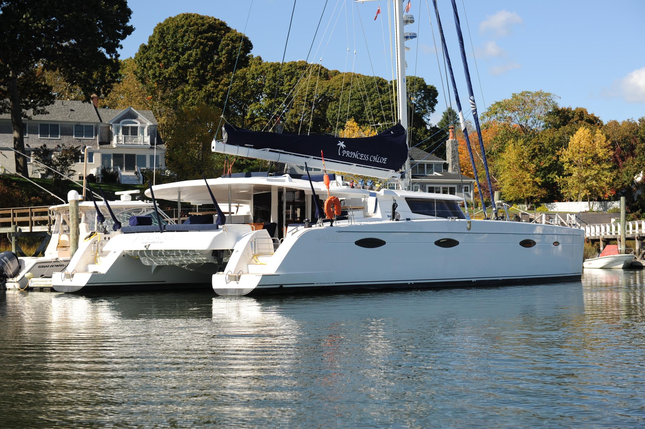 Princess chloe catamaran