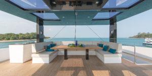 Sunreef Supreme 68 luxury catamaran Layout
