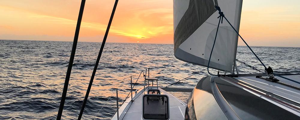 Grenadines Sailing catamaran charters
