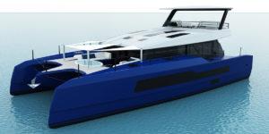 McConaghy 59 Power catamaran