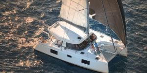 Nautitech 40 Open Catamaran