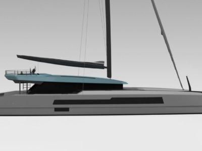 MC68 multihull McConaghy 68 catamaran