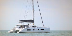Nautitech 54 catamaran