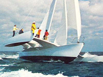 Golden Oldies Multihulls Aeroyacht Catamarans