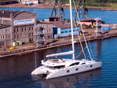 Sunreef Yachts New Shipyard