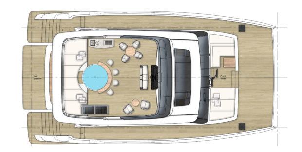 70' Sunreef Power Yacht Aeroyacht Multihull Specialists