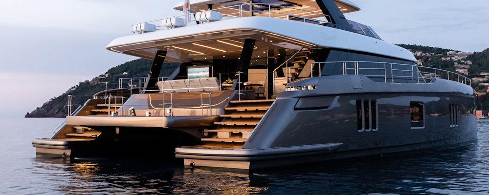 New Sunreef 80 power catamaran photo