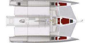 NEW NEEL 43 Trimaran - Aeroyacht Multihull Specialists