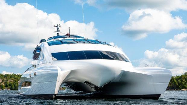 Porsche Multihull Yacht