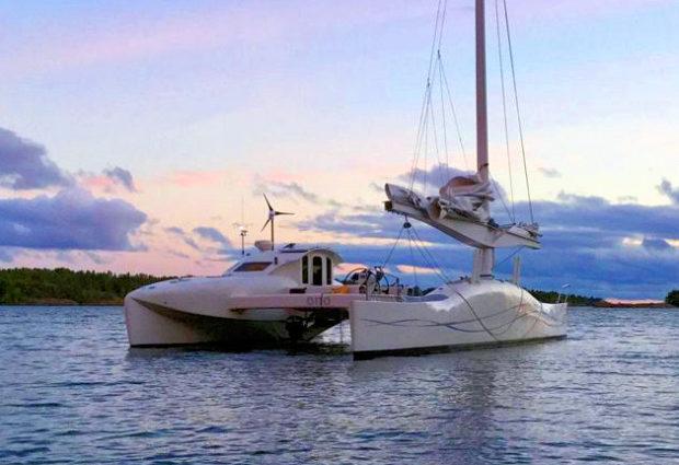 Cruising Proa - Aeroyacht Multihull Dealers