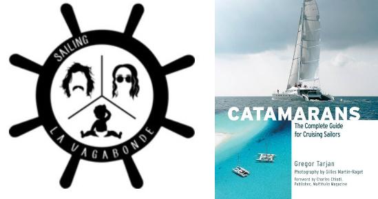 Sailing La Vagabond Catamarans Book by Gregor Tarjan