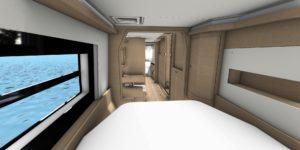 Nautitech 46 Open Light Oak Interior (1)