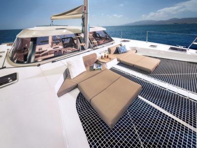 Nautitech 40 catamaran