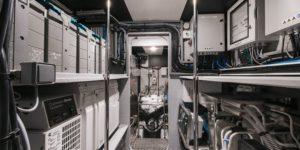 LEEN 56 trimaran Aeroyacht Multihull Specialists