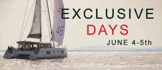 Nautitech Catamarans Exclusive Days June 4-5