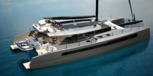 McConaghy 75 catamaran by Aeroyacht