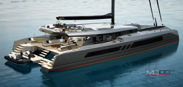 McConaghy 100 catamaran by Aeroyacht Official Dealers
