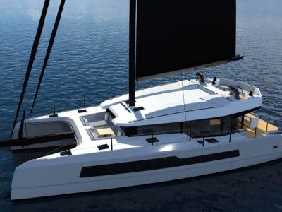 McConaghy MC52 catamaran